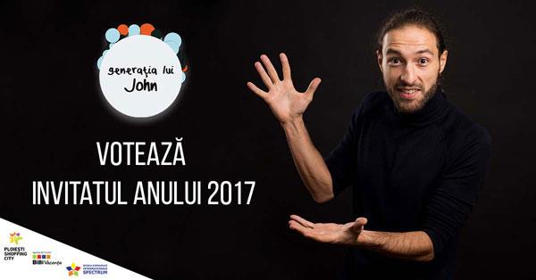 TOP 2017 Generația lui John