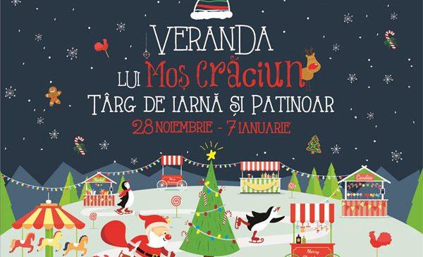 Târgul de Crăciun Veranda Mall: distracție și cumpărături pentru întreaga familie