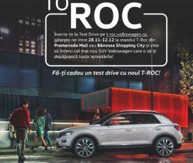 Volkswagen își lansează campania internațională de marketing pentru noul T-Roc
