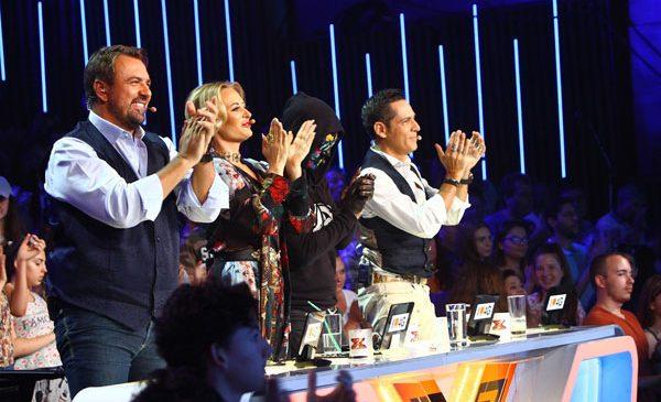 """Ștefan Bănică și Delia, recitaluri de excepție în prima gală """"X Factor"""" din acest sezon"""