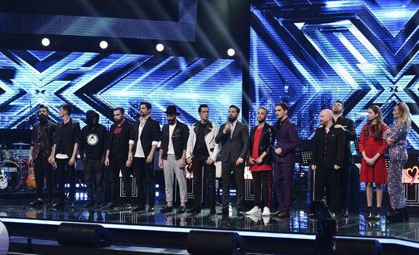 """Ad Libitum, Jeremy Ragsdale, Francesca Nicolescu și Salvatore Pierluca intră în marea finală """"X Factor"""" 2017"""