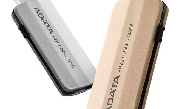 ADATA lansează flash drive-ul USB iMemory AI720