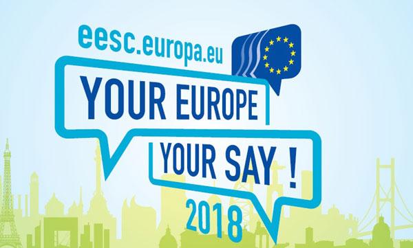 Tinerii din județul Mehedinți dezbat viitorul UE la Bruxelles