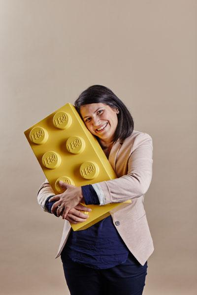 Andreea Spiridon, Marketing Manager Romania&Bulgaria