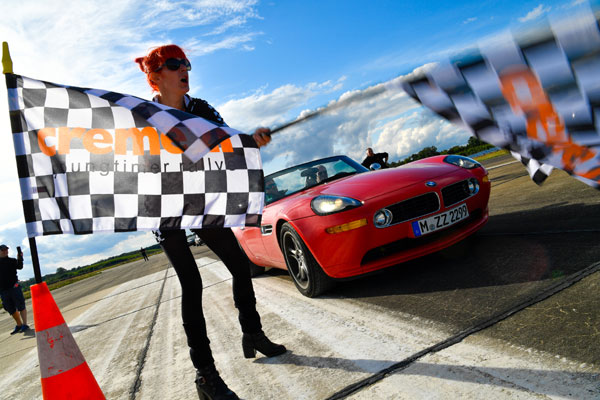 BMW Group Classic auf der creme 21 youngtimer rallye