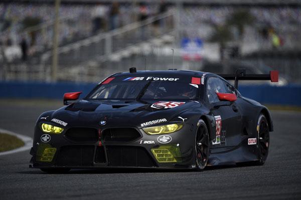 BMW M8 GTE debuteaza in competitii la Rolex 24 de la Daytona