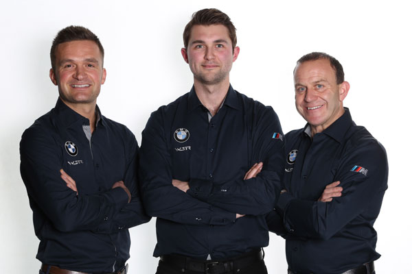 BMW UK in BTCC 2018, Team BMW