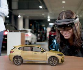 Romania – singura ţară din regiune care găzduieşte BMW X2 Holo Experience Tour, o prezentare holografică a noului model