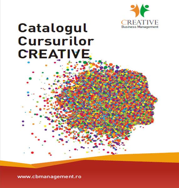 Catalogul Cursurilor Creative