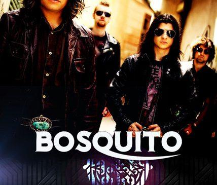 Concert Bosquito pe 26 ianuarie la Hard Rock Cafe