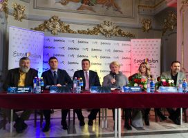 Doina Gradea, Director General TVR, anunţ în premieră la conferinţa de la Focşani: Marea Finală Eurovision România va fi organizată la Bucureşti, în Sala Polivalentă