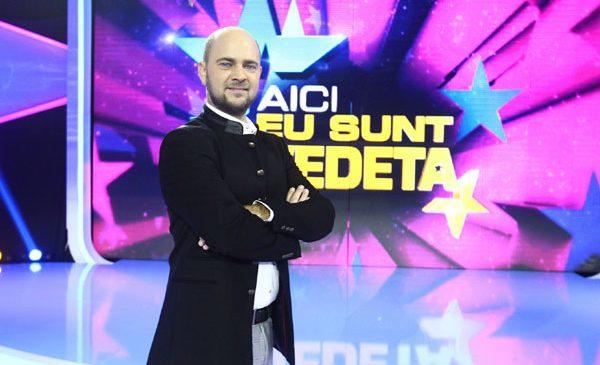 """Cosmin Seleși va prezenta cel de-al doilea sezon """"Aici eu sunt vedeta"""", la Antena 1"""