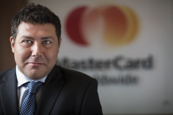 Cosmin Vladimirescu, GM, Mastercard Romania