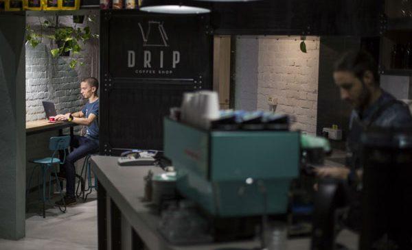 S-a inaugurat DRIP Coffee Shop – prima cafenea de specialitate din zona Parcului Carol