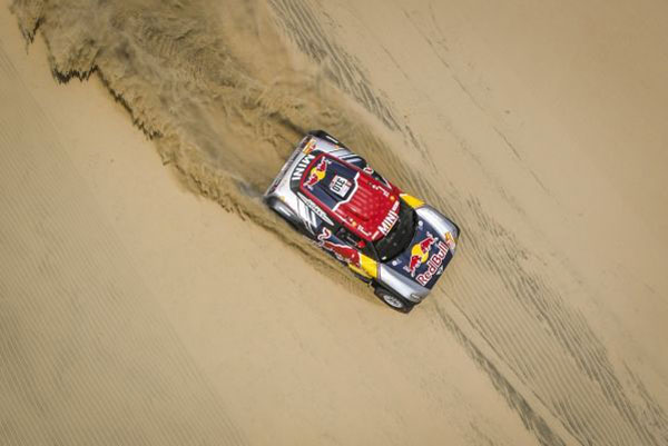 Dakar Rally 2018, Stage 1 Lima - Pisco