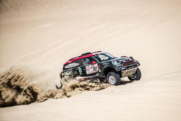 Dakar Rally 2018, Stage 2, Pisco - Pisco
