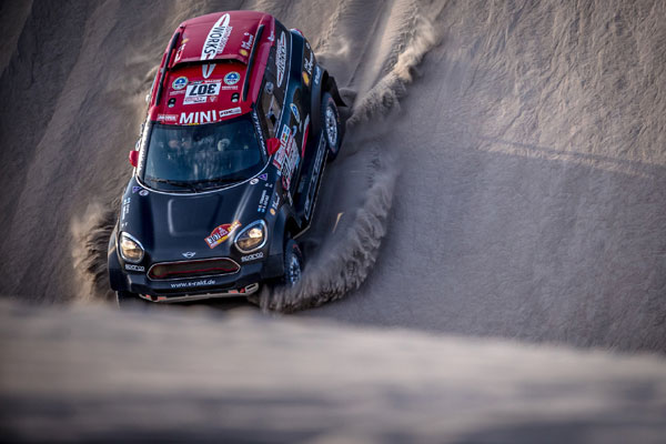Dakar Rally 2018, Stage 5, San Juan de Marcona – Arequipa