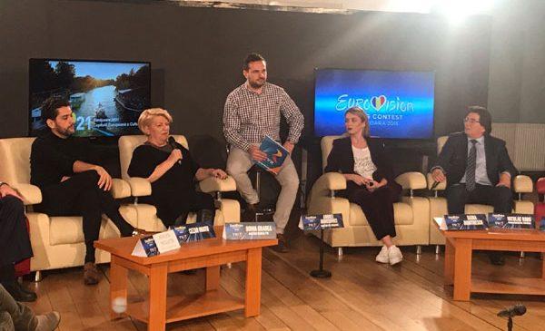 """Doina Gradea, Director General TVR: """"Până în 2021, când Timişoara va deveni capitală culturală europeană, mi-aş dori să organizăm, aici, nu doar finala naţională Eurovision, ci şi pe cea internaţională"""""""