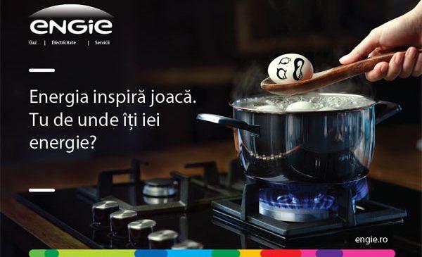 Energia inspiră energie, idei și surprize