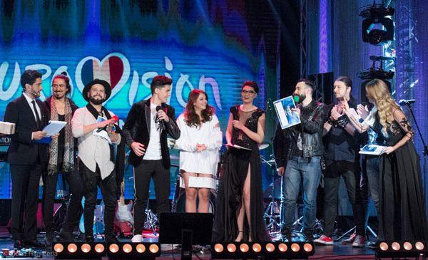 Alexia & Matei, Echoes şi Eduard Santha sunt primii finalişti Eurovision România