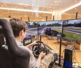 Expoziție auto în premieră la Mega Mall pentru pasionații de raliuri