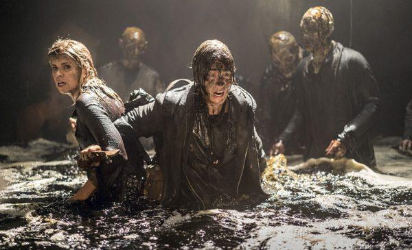 """AMC a făcut publice primele fotografii din serialul """"Fear the Walking Dead"""" 4"""