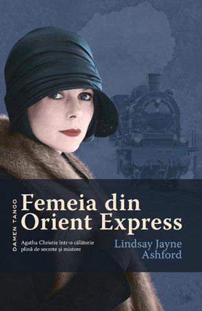 Femeia din Orient Express, Lindsay Ashford