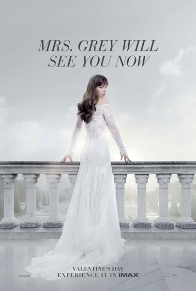 Fifty Shades Freed, IMAX Poster