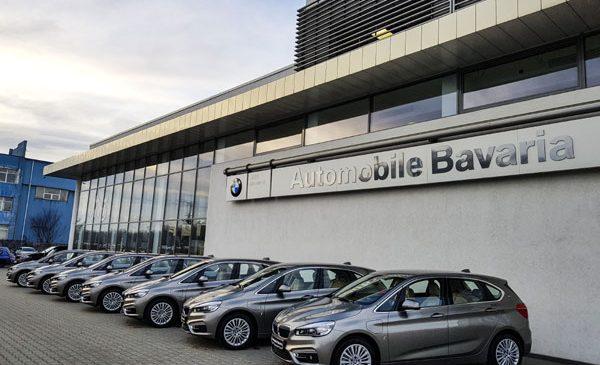 Flotă de 7 automobile BMW 225xe iPerformance Active Tourer livrată de Automobile Bavaria Group către Teaha Management Consulting.