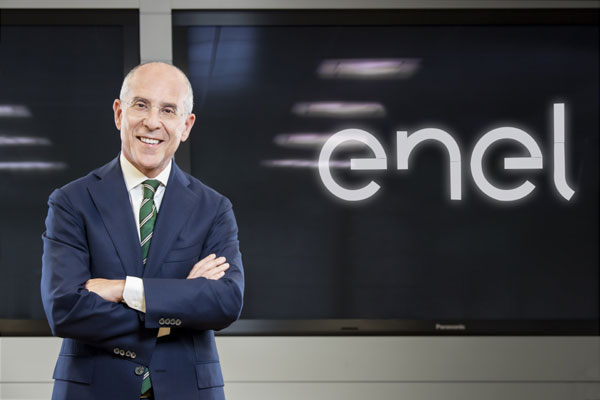 Francesco Starace, CEO Enel