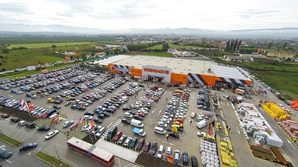 Afacerile grupului HORNBACH au crescut în primele 9 luni ale anului 2017-2018 cu 5,1%, la 3,3 miliarde euro