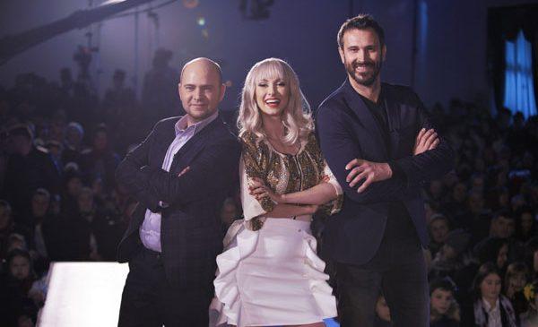 """Andreea Bălan, Nicolai Tand şi Cosmin Seleşi sunt juraţii """"Ie, Românie"""""""