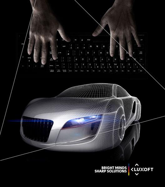 Luxoft, Automotive, CES 2018