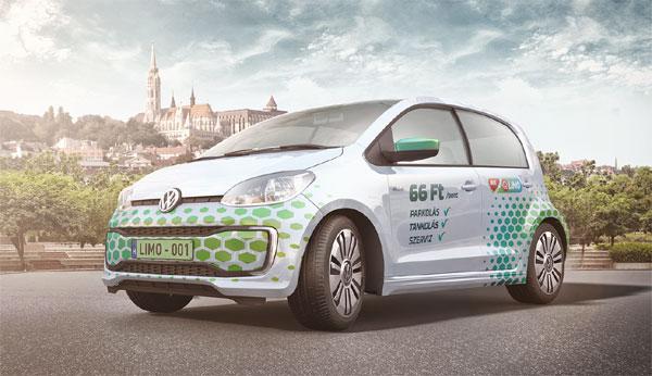 Grupul MOL lansează serviciul de car sharing în Budapesta