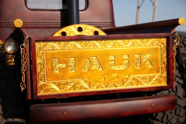 Mecanicii de la Hauk Designs
