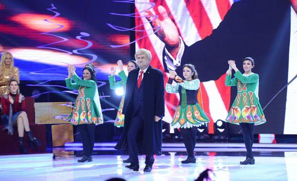 """Cu """"Revelionul Starurilor"""", prezentat de Dan Negru la Antena 1, Nea Mărin a ajuns în presa internațională"""