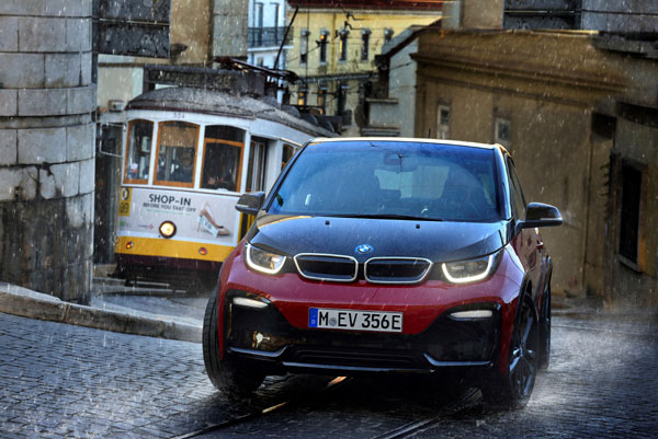 New traction control system of the BMW i3 for all BMW and MINI models