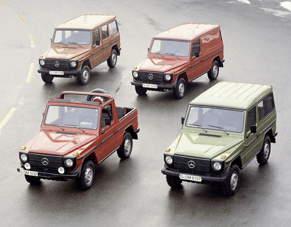 Noul Mercedes-Benz Clasa G, Reinventarea unei legende