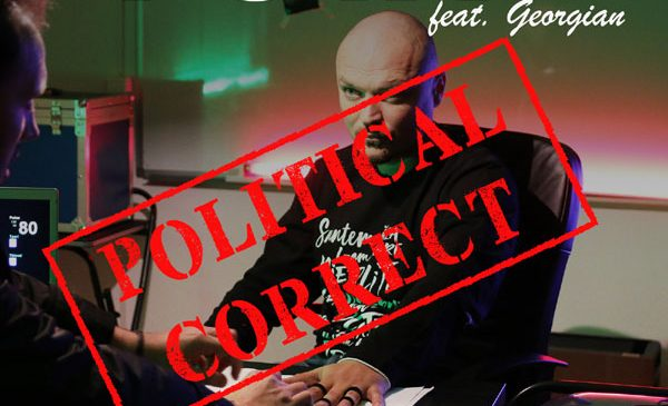 """Puya lansează piesa """"Political Corect"""" feat. Georgian, prima din noul material discografic pe care îl pregătește în acest an"""