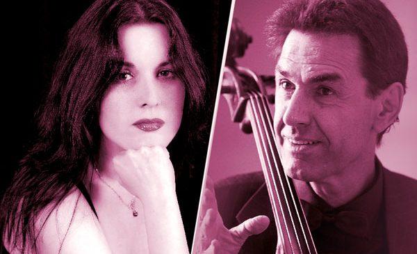 Pianista Raluca Știrbăț și violoncelistul Rudolf Leopold – concert-eveniment la București