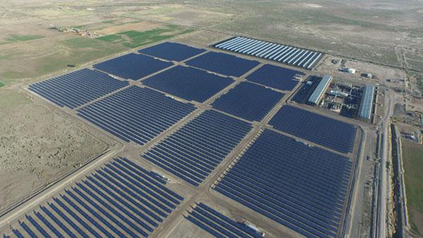 Enel vinde hotelului Wynn Las Vegas energie solară produsă în noua centrală de 27 MW din SUA