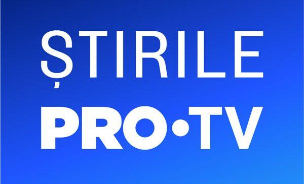 Știrile PRO TV, lider incontestabil de audiență în 2017