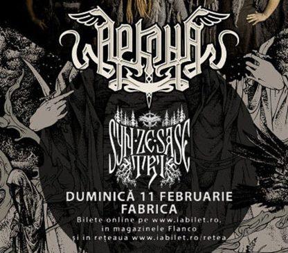 Syn Ze Sase Tri vor cânta alături de Arkona pe 11 februarie
