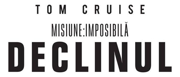 Tom Cruise, Misiune imposibila. Declinul
