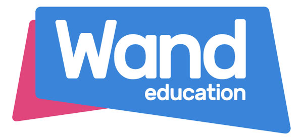 Wand Education, logo 2018