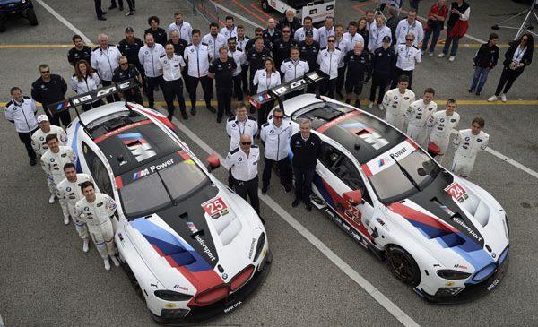 BMW M8 GTE a trecut cu bine de debutul competiţional de la Daytona