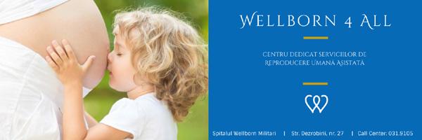 Rețeaua Medicală Wellborn deschide cel de-al doilea Centru propriu de Excelență în medicină reproductivă cu un concept special – Wellborn4ALL