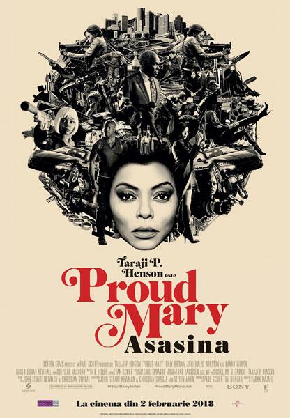 afis Proud Mary Asasina