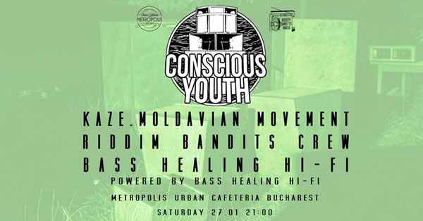 concert Conscious Youth