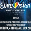 Afis Semifinala Eurovision Craiova